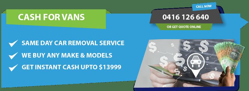 cash for vans melbourne victoria